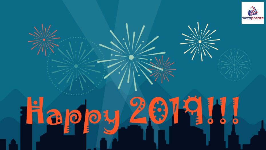 Happy 2019 from metaphraze!