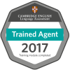 Cambridge Assessment English Trained Agent 2017