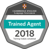 Cambridge Assessment English Trained Agent 2018