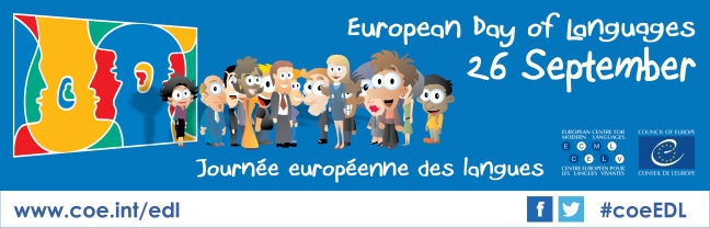 Giornata Europea delle Lingue - European Day of Languages