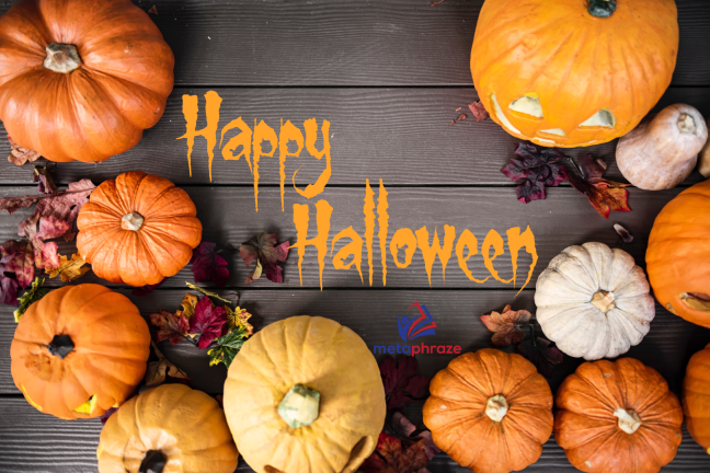 Happy Halloween from metaphraze.com!