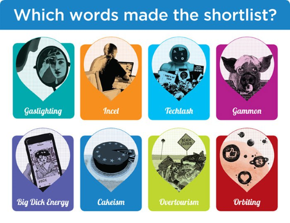 Oxford 2018 Word of the Year shortlist